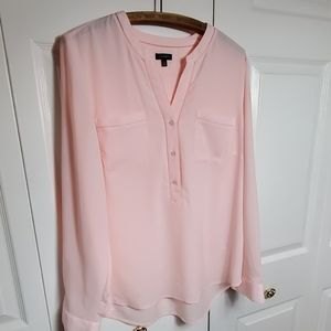 Talbots top Large